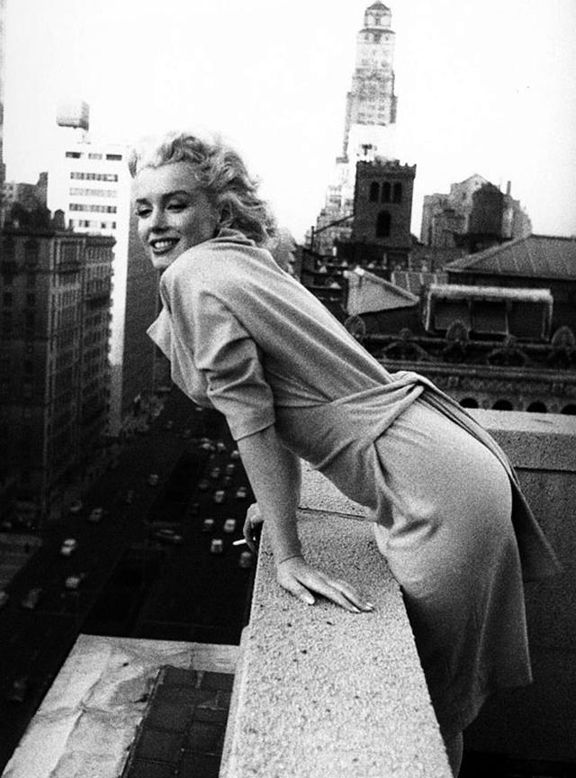 Marily-Monroe-ile-New Yorkta-4-Gun-15