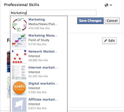 Facebook, LinkedIn'e Rakip Oluyor