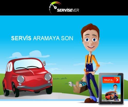 ServiseVer - Görsel 1