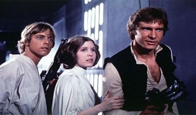 Star Wars: A New Hope sinemalarda patladığında Fransa hala insanları giyotinle idam etmekteydi.