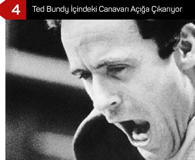 Ted Bundy İçindeki Canavarı Açığa Çıkarıyor