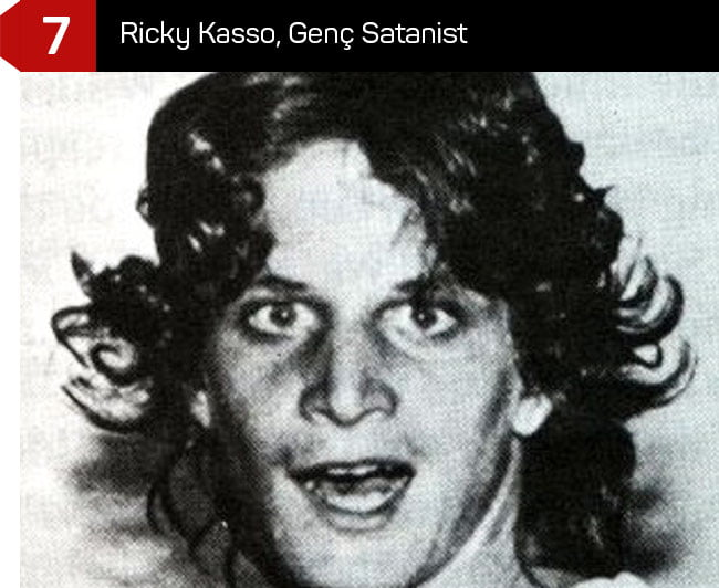 Ricky Kasso, Genç Satanist