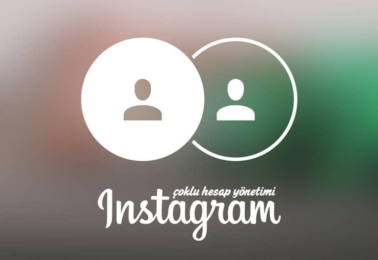 Instagram için Çoklu Hesap Yönetimi