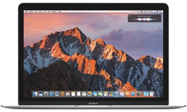 MacOS Sierra - Siri (Kişisel Asistanınız)