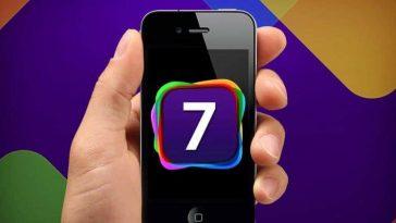 Apple iOS7 Tanıtımını Yaptı