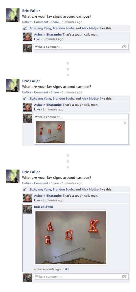 Facebook ve Fotoğraflı Yorum Özelliği