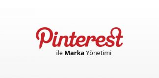 Marka Yönetimi ve Pinterest