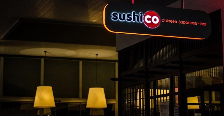 Sushi Severlerin Mekanı SushiCo