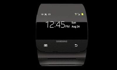 Samsung'un Akıllı Saati Görücüye Çıkıyor