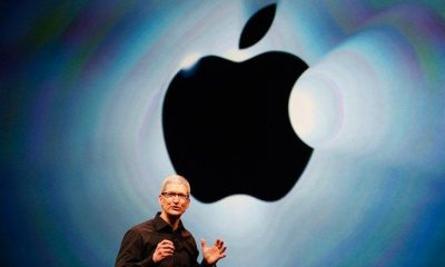 Apple CEO'su Tim Cook Twitter'da!