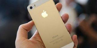 Apple iPhone 5S ve iPhone 5C