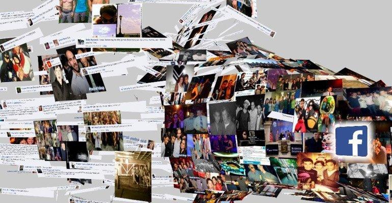 Facehawk, Facebook Zaman Tünelinizi Müzik Klibine Dönüştürüyor