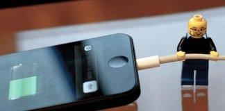 iPhone'u Daha Hızlı Şarj Etmek Mümkün
