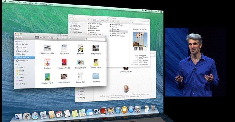 Apple OS X Mavericks Golden Master Sürümü Hazır