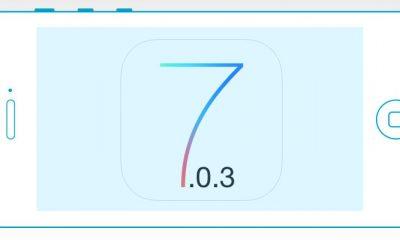 Apple iOS 7.0.3 Güncellemesi Hazır