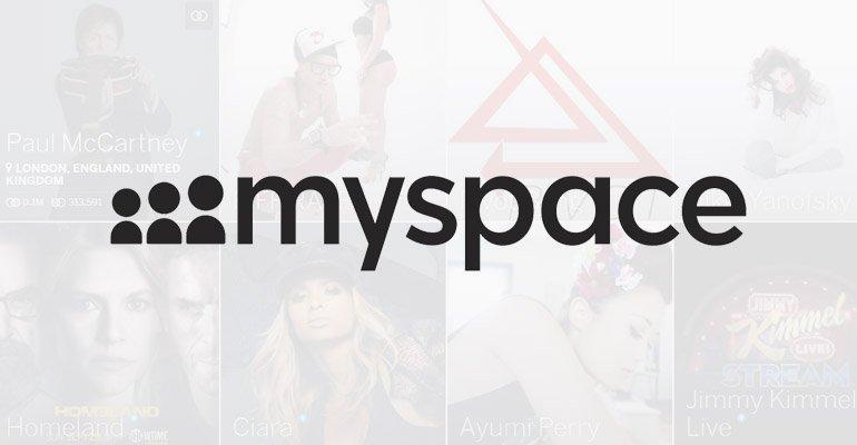 Myspace 36 Milyon Kayıtlı Kullanıcıya Ulaştı