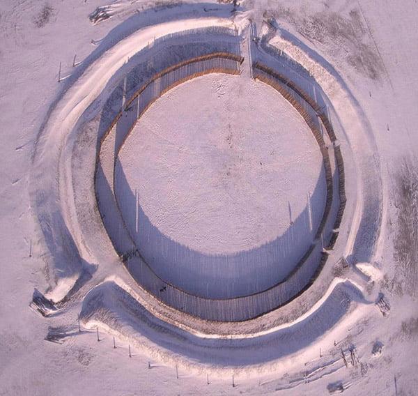 The Circle Goseck (Goseck Güneş Tapınağı)