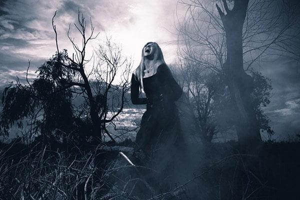 Banshee (Ölüm Perisi)