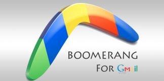 Boomerang ile Gmail Kullanımı