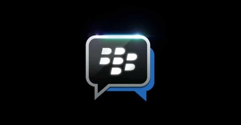 BlackBerry'den BBM Güncellemesi