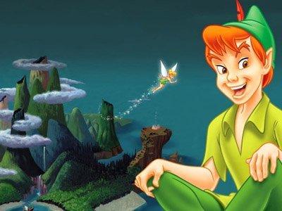 """Wendy ismi """"Peter Pan"""" için uydurulmuş bir isimdir."""