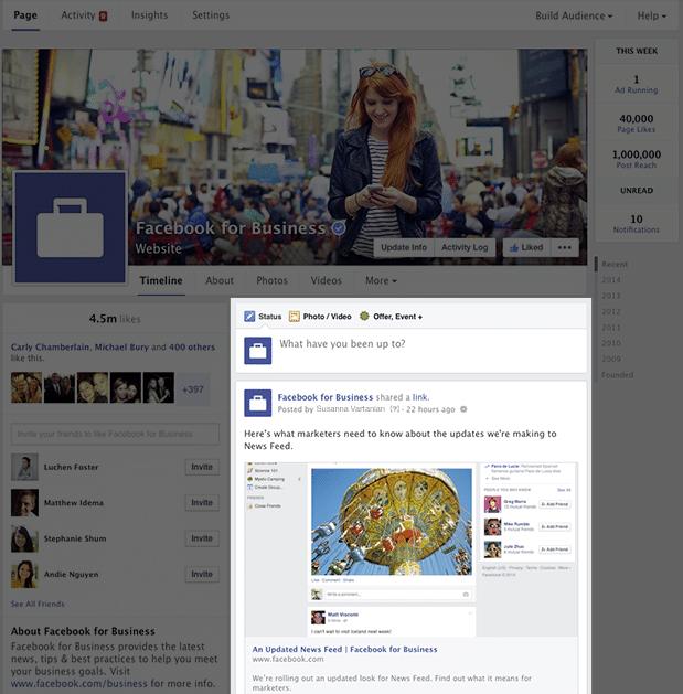 Facebook Sayfaları Yenileniyor - Görsel 2
