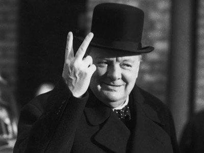 Winston Churchill kadınlar tuvaletinde doğmuştur.