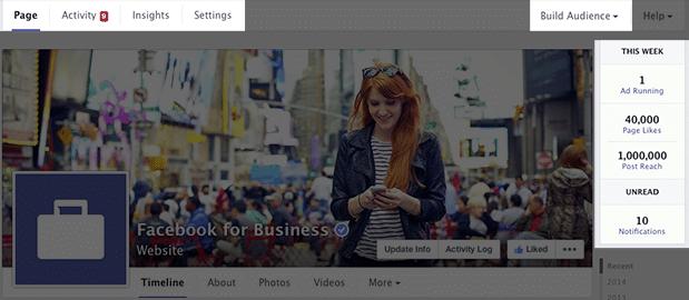 Facebook Sayfaları Yenileniyor - Görsel 4