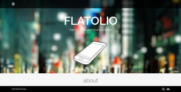 Flatolio