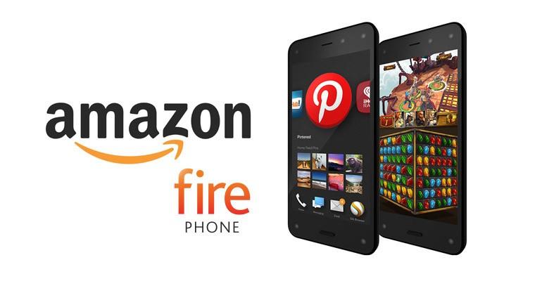Amazon İlk Akıllı Telefonu Fire'ı Duyurdu