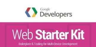 Google Web Geliştiricileri için Starter Kit Yayınladı