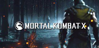 Mortal Kombat X Geliyor