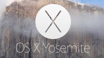 OS X Yosemite Tanıtım Videosu