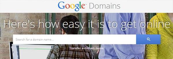 Google Alan Adı Kaydı Hizmetini Duyurdu (Google Domains)