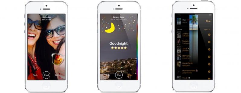 Facebook'tan Ses Getirecek Yeni Uygulama: Slingshot