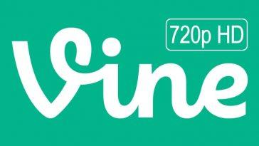Vine ile 720p HD Video Kaydı Artık Mümkün