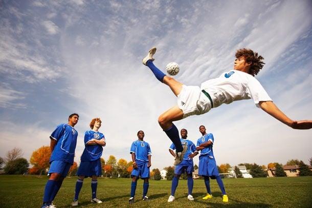 13-Neden futbolu sevmiyordu?