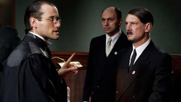 17-Hitler'i sorguya çeken avukat
