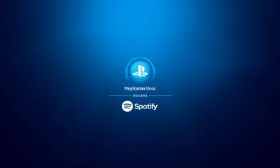 Sony PlayStation 4 ve PS3 için Spotify'ı Sundu