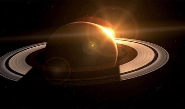 Jüpiter ve Satürn'de elmas yağar.