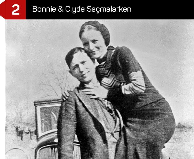 Bonnie & Clyde Saçmalarken