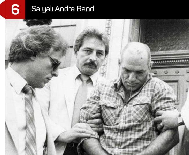 Salyalı Andre Rand