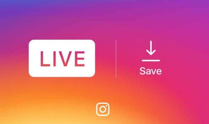 Instagram ile Canlı Yayınlarınızı Kaydedin!