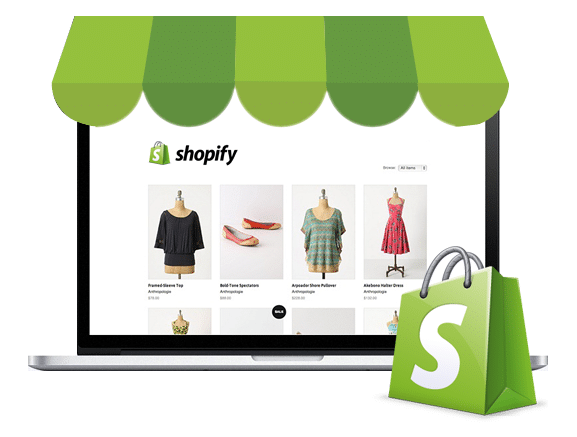 Shopify - e-Ticaret