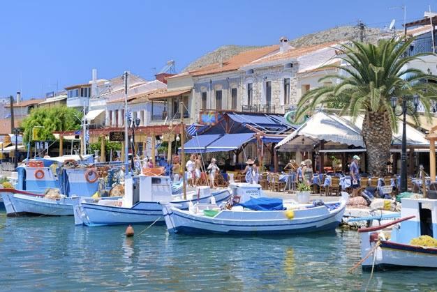 Bir Yunan Adası: Samos